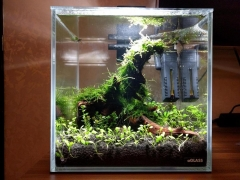 aGlass Nano Set 10L Aquascape